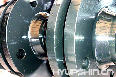 Welding Neck Flange RF, Jinan Hyupshin Flanges Co., Ltd