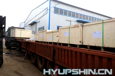 hyupshin flanges plywood wooden box packing